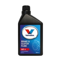 Valvoline Brake & Clutch Fluid DOT 4, 0.5л 841594